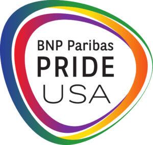 Logo of Pride BNP Paribas USA ERG